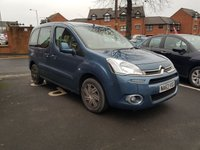 USED 2014 63 CITROEN BERLINGO MULTISPACE 1.6 E-HDI AIRDREAM VTR EGS 5d AUTO 91 BHP £30 road tax! Excellent Fuel economy!! LOW CO2 EMISSIONS!!
