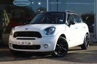 USED 2014 MINI COUNTRYMAN 1.6 COOPER S ALL4 5d 184 BHP
