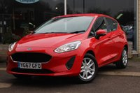 USED 2017 67 FORD FIESTA 1.1 STYLE 5d 70 BHP