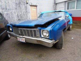 View our CHEVROLET MONTE CARLO
