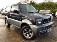 2007 SUZUKI JIMNY 1.3 JLX PLUS 3d AUTO 83 BHP £5495.00