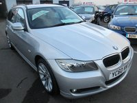 USED 2010 60 BMW 3 SERIES 2.0 318I SE BUSINESS EDITION TOURING 5d 141 BHP