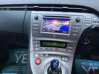 USED 2013 63 TOYOTA PRIUS 1.8 T SPIRIT VVT-I 5d AUTO 99 BHP