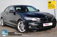 USED 2014 64 BMW 2 SERIES 2.0 220I M SPORT 2d 181 BHP DAB+PDC+M SPORT PACKS