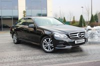 USED 2014 14 MERCEDES-BENZ E CLASS E220 CDI SE 2.1 4d AUTO OWNED BY MERCEDES -FMBSH- NAV