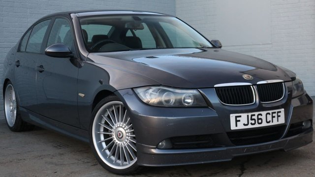 View our BMW ALPINA D3