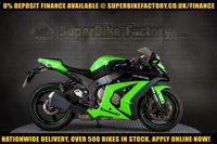 USED 2012 12 KAWASAKI ZX-10R JCF  GOOD & BAD CREDIT ACCEPTED, OVER 500+ BIKES IN STOCK