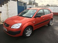 USED 2008 08 KIA RIO 1.5 ICE CRDI 5d 109 BHP £30 Road Tax for Life