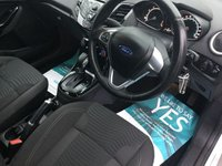 USED 2014 63 FORD FIESTA 1.6 ZETEC 5d AUTO 104 BHP