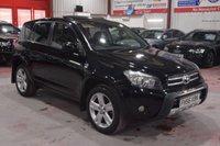 2007 TOYOTA RAV4 2.2 T180 D-4D 5d 175 BHP £6300.00