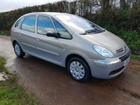 USED 2007 07 CITROEN XSARA PICASSO 1.6 PICASSO VTX 16V 5d 92 BHP **LOVELY CONDITION**SUPERB DRIVE**GREAT MILEAGE**
