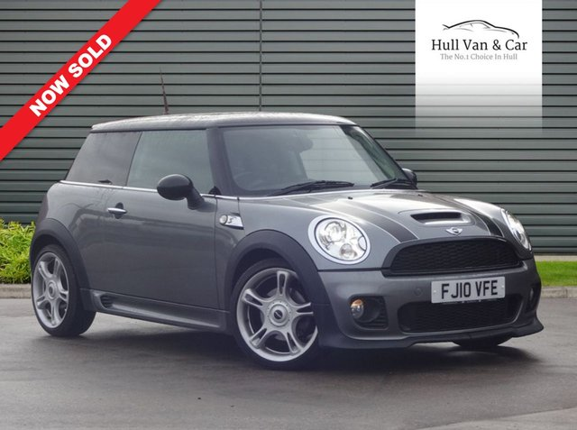 2010 10 MINI HATCH COOPER 1.6 COOPER S 3d 184 BHP