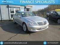 USED 2007 07 MERCEDES-BENZ S CLASS 3.0 S320 CDI 4d AUTO 231 BHP Finance me today.  FSH. Low miles