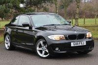 USED 2011 11 BMW 1 SERIES 2.0 120D SPORT 2d 175 BHP