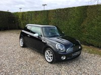 USED 2010 10 MINI HATCH COOPER 1.6 COOPER CAMDEN 3d 120 BHP