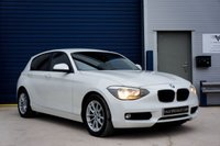 USED 2013 13 BMW 1 SERIES 2.0 116D SE 5d AUTO