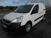 USED 2015 65 PEUGEOT PARTNER 850 L1 Professional 1.6 HDI 92ps