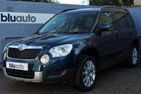 2012 SKODA YETI 1.2 ELEGANCE TSI DSG 5d AUTO 103 BHP £10980.00