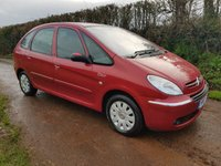 USED 2007 07 CITROEN XSARA PICASSO 1.6 PICASSO VTX 16V 5d 110 BHP **1 OWNER**LOVELY CONDITION**SUPERB DRIVE**