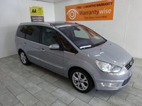 USED 2011 61 FORD GALAXY 2.0 TITANIUM X TDCI 5d 161 BHP