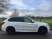 USED 2017 17 BMW X5 3.0 XDRIVE30D M SPORT 5d AUTO 255 BHP