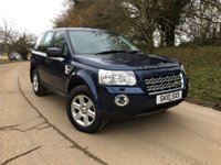 USED 2010 10 LAND ROVER FREELANDER 2.2 TD4 E GS 5d 159 BHP PLEASE CALL TO VIEW