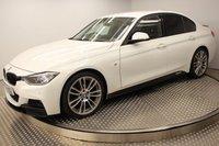 USED 2014 64 BMW 3 SERIES 330D M SPORT 4d AUTO 255 BHP