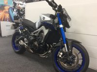 USED 2014 64 YAMAHA MT 09 YAMAHA MT - 09 ABS  ONE OWNER!! ONLY 1700 MILES!!!