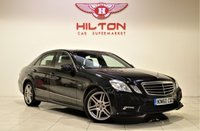 USED 2010 60 MERCEDES-BENZ E CLASS 3.0 E350 CDI BLUEEFFICIENCY SPORT 4d AUTO 231 BHP +  SAT NAV* + AIR CON + SERVICE HISTORY +  LEATHER SEATS