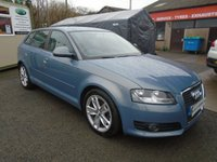 USED 2010 10 AUDI A3 1.6 TDI SPORT 5d 103 BHP **VEHICLE AT OUR UGBOROUGH  BRANCH**