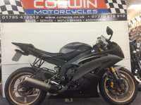 USED 2014 14 YAMAHA YZF-R6 600cc YZF R6 13  ONLY 8,000 MILES WITH FSH!!!!