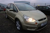 USED 2006 56 FORD S-MAX 2.0 TITANIUM TDCI 5d 143 BHP * LOW DEPOSIT OR NO DEPOSIT AVAILABLE  *