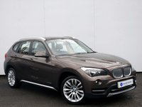 USED 2013 BMW X1 2.0 XDRIVE18D XLINE 5d 141 BHP VERY RARE COLOUR COMBINATION