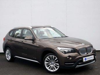 2013 BMW X1 2.0 XDRIVE18D XLINE 5d 141 BHP £13495.00