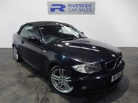 USED 2008 58 BMW 1 SERIES 2.0 120I M SPORT 2d 168 BHP