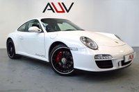 USED 2011 61 PORSCHE 911 MK 997 3.8 CARRERA GTS PDK 2d AUTO 408 BHP