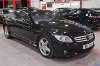 2007 MERCEDES-BENZ CL