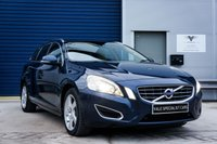 USED 2012 12 VOLVO V60 2.4 D5 SE LUX (SAT NAV) GEARTRONIC