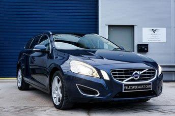 2012 VOLVO V60 2.4 D5 SE LUX (SAT NAV) GEARTRONIC £9250.00