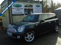 USED 2008 08 MINI CLUBMAN 1.6 COOPER 5d 118 BHP **VEHICLE AT OUR UGBOROUGH  BRANCH**