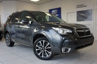 2018 SUBARU FORESTER New Forester 2.0i XT Turbo CVT  £32545.00