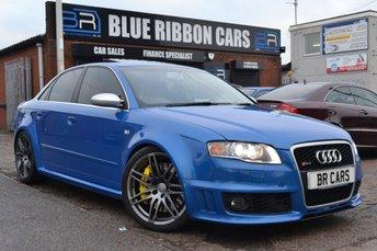 2006 AUDI A4 4.2 RS4 QUATTRO 4d 420 BHP £16490.00