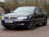 2008 VOLKSWAGEN PHAETON 3.0 V6 TDI 4MOTION 5 SEATS 4d AUTO 233 BHP £4777.00