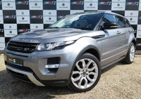 USED 2013 63 LAND ROVER RANGE ROVER EVOQUE 2.2 SD4 DYNAMIC LUX 5d AUTO 190 BHP