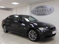 2008 BMW 3 SERIES 2.0 320I EDITION SE 4d 168 BHP £4990.00
