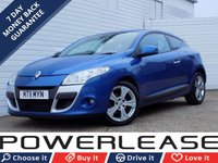 USED 2011 11 RENAULT MEGANE 1.5 DYNAMIQUE TOMTOM DCI ECO 3d 110 BHP SAT NAV BLUETOOTH CRUISE CONTROL