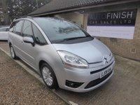 USED 2008 08 CITROEN C4 GRAND PICASSO 1.8 VTR PLUS 16V 5d 124 BHP CAMBELT AND WATER PUMP DONE