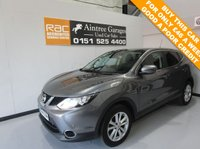 USED 2014 64 NISSAN QASHQAI 1.5 DCI ACENTA PREMIUM 5d 108 BHP BUY FOR ONLY £45 A WEEK *FINANCE* £0 DEPOSIT AVAILABLE