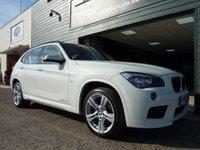2013 BMW X1 2.0 XDRIVE20D M SPORT 5d 181 BHP £13995.00