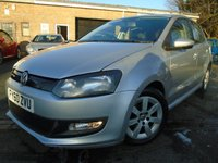 USED 2010 60 VOLKSWAGEN POLO 1.2 BLUEMOTION TDI 3d 74 BHP NO ROAD TAX!+CHEAP TO RUN